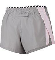 Nike Elevate Short SD - Laufhose kurz - Damen, Grey