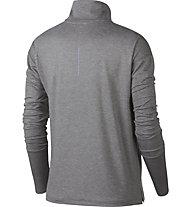 Nike Element - Laufshirt Langarm - Damen, Grey