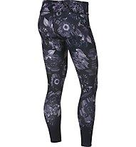 Nike Epic Lux Tight Pr - Runninghose - Damen, Black/Grey