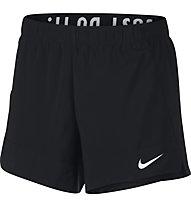 Nike 2-in-1 Flex - Trainingshose kurz - Damen, Black
