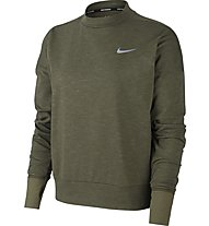 Nike Therma Sphere Element Top Crew 2.0 - langärmliges Trainingsshirt - Damen, Green