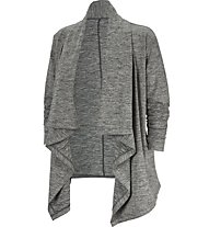 Nike Yoga Training - Trainingsjacke - Damen, Grey