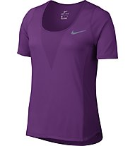 Nike Zonal Cooling Relay - Runningshirt - Damen, Bold Berry