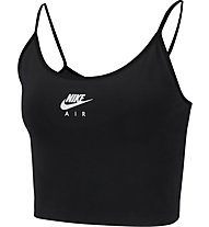 Nike Sportswear Air - top - donna, Black