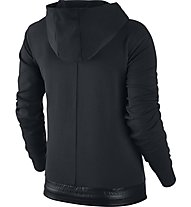 Nike Sportswear Advance 15 Kapuzenpullover Damen, Black