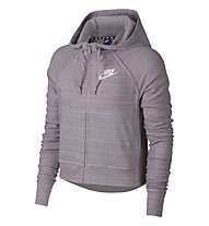Nike Sportswear Advance 15 - Kapuzenjacke Fitness - Damen, Light Grey