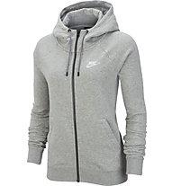 Nike Sportswear Essential Fleece - giacca sportiva - donna, Grey