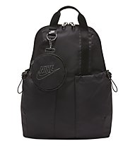 Nike W NSW Futura Luxe Mini BKPK - Tagesrucksack, Black