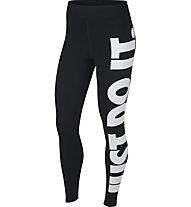 Nike Sportswear Leg-A-See - Trainingshose - Damen, Black