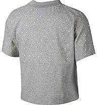 Nike Sportswear - T-shirt fitness - donna, Grey