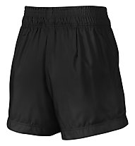 Nike Sportswear Swoosh Women's Woven Shorts - Trainingshose kurz - Damen, Black
