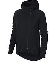 Nike Sportswear Tech - Kapuzenjacke Fitness - Damen, Black