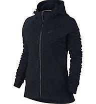 Nike Women Sportswear Tech Fleece Hoodie - damen-Kapuzenjacke, Black