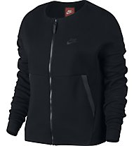 Nike Sportswear Tech Fleece Trainingsjacke Damen, Black