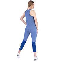 Nike W Training Tank - Top - Damen, Blue