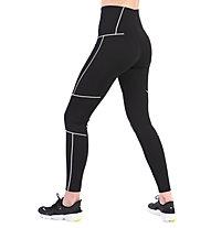 Nike W Training Tights - Trainingshose lang - Damen, Black