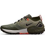 Nike Wildhorse 7 - scarpa trailrunning - uomo, Green