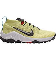 Nike Wildhorse 7 - scarpe trail running - donna, Yellow/Black