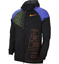 Nike Windrunner - Laufjacke - Herren, Black