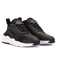 official photos 6258b 89e4c Nike Air Huarache Run Ultra W - scarpe da ginnastica - donna, BlackWhite