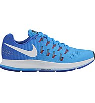 Nike Air Zoom Pegasus 33 Neutral-Laufschuh Damen, Blue Glow