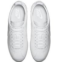 Nike Classic Cortez Leather - Sneaker - Damen, White