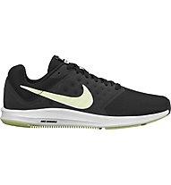 Nike Downshifter 7 W - Neutral-Laufschuhe - Damen, Black/Volt