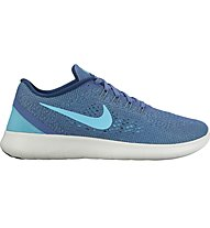 Nike Free Run - Neutrallaufschuh Damen, Blue