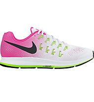 Nike Air Zoom Pegasus 33 - scarpe running - donna, Pink/White