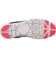 Nike Flex Essential Training - Trainingsschuh - Damen, Black/Red