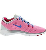 Nike Free 5.0 TR Fit 5 Trainingsschuh Damen, Rose