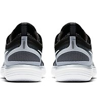 Nike Free Run Distance 2 W - Neutral-Laufschuhe - Damen, Black/White