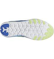 Nike Free TR 6 W - Laufschuhe - Damen, Blue