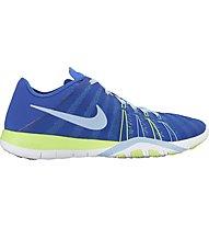 Nike Free Tr 6 W - scarpe running - donna, Blue