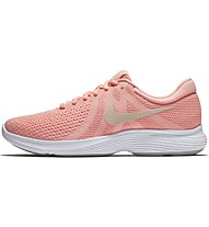Nike Revolution 4 - scarpe jogging - donna, Light Orange