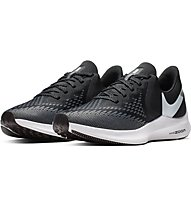 Nike Air Zoom Winflo 6 - scarpe running neutre - donna, Black