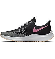 Nike Air Zoom Winflo 6 - scarpe running neutre - donna, Black/White