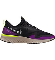 Nike Odyssey React 2 Shield - scarpe running neutre - donna, Black/Violet
