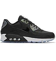 Nike Women's Air Max 90 Premium - scarpe da ginnastica donna, Black
