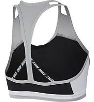 Nike Medium Support Sports - Sport BH mittlerer Halt - Damen, Black/Grey