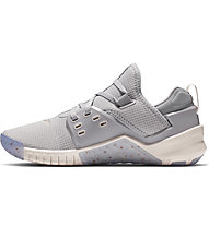 Nike Free X Metcon 2 Women's - Turnschuhe - Damen, Light Grey