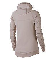 Nike Women Sportswear Tech Fleece Hoodie - damen-Kapuzenjacke, Rose