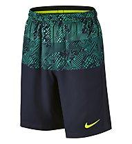 Nike Dry Squad Fußballshorts Kinder, Jade
