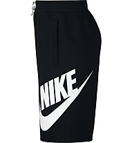 Nike Sportswear Shorts - kurze Trainingshose - Kinder, Black