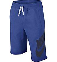 Nike Sportswear Shorts - kurze Trainingshose - Kinder, Blue