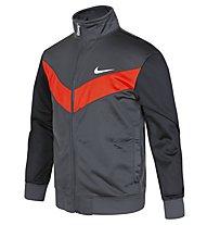 Nike YA Victory Tricot Trainingsanzug Jungen, Anthracite/Black/Red