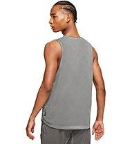 Nike Yoga Dri-FIT - Trainingsshirt ärmellos - Herren, Anthracite