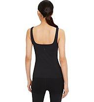 Nike Yoga Luxe - Trainingstop - Damen, Black