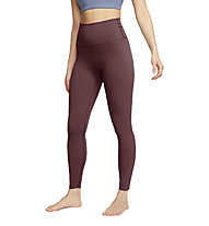 Nike Yoga Luxe W's 7/8 - Trainingshose lang - Damen, Brown
