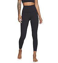 Nike  Yoga Luxe W's Infinalon - Fitness/-Yogahose - Damen , Black